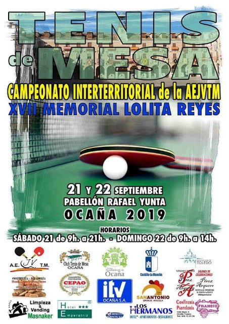 Open Table Tennis City of Lorca, Foto 5
