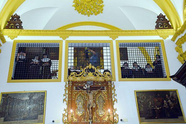 El convento de Santa María de Jesús celebró este sábado los 500 años de existencia, con una misa y un concierto extraordinario - 1, Foto 1