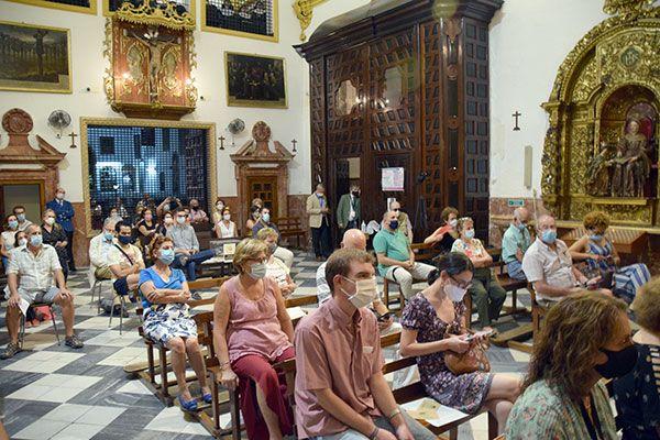 El convento de Santa María de Jesús celebró este sábado los 500 años de existencia, con una misa y un concierto extraordinario - 2, Foto 2