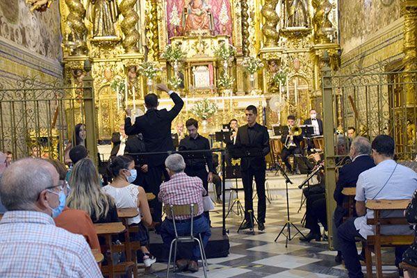 El convento de Santa María de Jesús celebró este sábado los 500 años de existencia, con una misa y un concierto extraordinario - 3, Foto 3