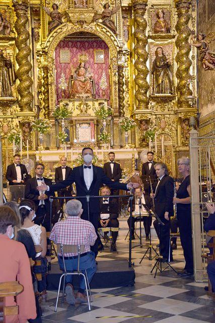 El convento de Santa María de Jesús celebró este sábado los 500 años de existencia, con una misa y un concierto extraordinario - 5, Foto 5