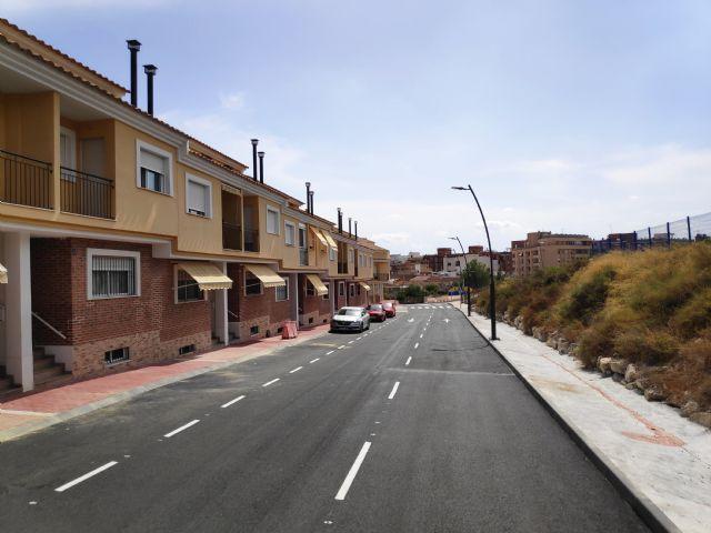 La Comunidad concluye las obras de la nueva pista polideportiva del barrio lorquino de Cristo Rey - 3, Foto 3