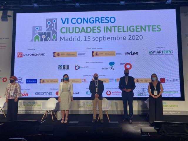El proyecto Murcia Smart City se sitúa a la cabeza de la vanguardia y la innovación en España - 1, Foto 1