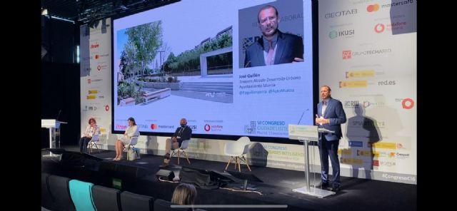 El proyecto Murcia Smart City se sitúa a la cabeza de la vanguardia y la innovación en España - 2, Foto 2