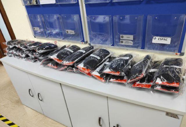 El Ayuntamiento invierte en septiembre 26.000 euros en equipamiento para Policía Local - 1, Foto 1