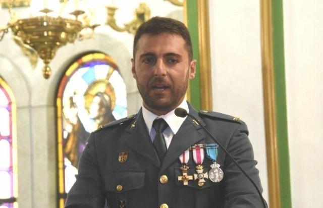 La Alcald�a propone reconocer p�blicamente la labor del teniente de la Guardia Civil, Bernardo Vivas, Foto 2