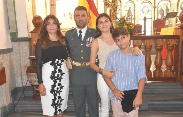 La Alcald�a propone reconocer p�blicamente la labor del teniente de la Guardia Civil, Bernardo Vivas, Foto 3
