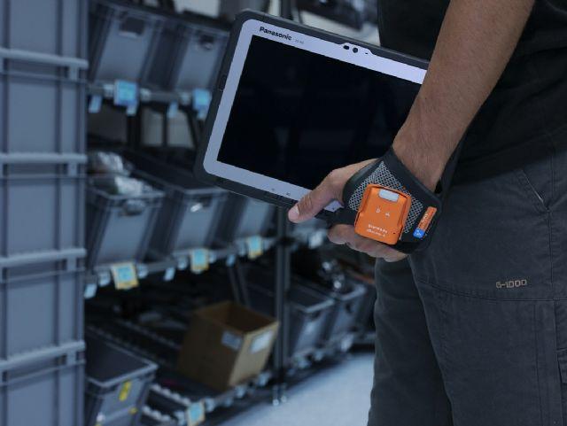 Dispositivos portátiles de escaneo inteligente TOUGHBOOK y ProGlove de Panasonic - 1, Foto 1