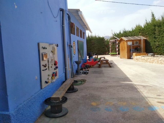 El Pleno insta a la Consejería de Educación a ampliar el tramo educativo de 4º a 6º de Educación Primaria en el Colegio Público de Lébor, Foto 2