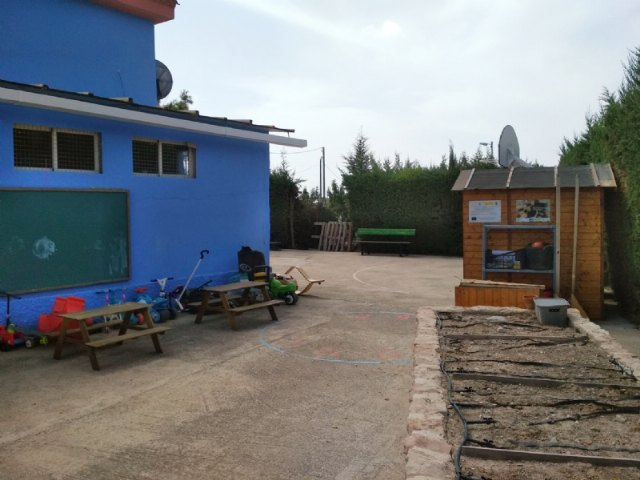 El Pleno insta a la Consejer�a de Educaci�n a ampliar el tramo educativo de 4º a 6º de Educaci�n Primaria en el Colegio P�blico de L�bor, Foto 4