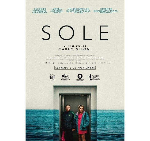 Sole, el conmovedor debut del italiano Carlos Sironi, se estrenará el próximo 6 de noviembre - 1, Foto 1