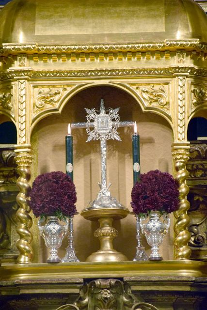 La Hermandad Penitencial del Santísimo Cristo de la Vera+cruz, de Sevilla cumplió con la celebración de la Exaltación de la Santa Cruz - 2, Foto 2