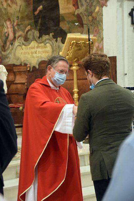 La Hermandad Penitencial del Santísimo Cristo de la Vera+cruz, de Sevilla cumplió con la celebración de la Exaltación de la Santa Cruz - 3, Foto 3