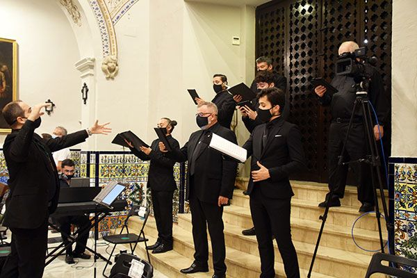 La Hermandad Penitencial del Santísimo Cristo de la Vera+cruz, de Sevilla cumplió con la celebración de la Exaltación de la Santa Cruz - 5, Foto 5