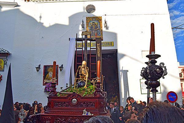La formación de la BCT Santísimo Cristo de la Victoria de León acompañará sus sones en el paso del Cristo Yacente de la Misericordia de Alcalá del Río - 2, Foto 2