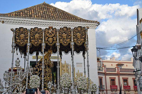 La formación de la BCT Santísimo Cristo de la Victoria de León acompañará sus sones en el paso del Cristo Yacente de la Misericordia de Alcalá del Río - 4, Foto 4