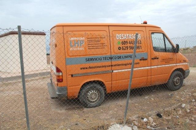 [Adjudican el servicio de camión succionador con bomba de alta presión y cámara de inspección de tuberías del Servicio Municipal de Aguas