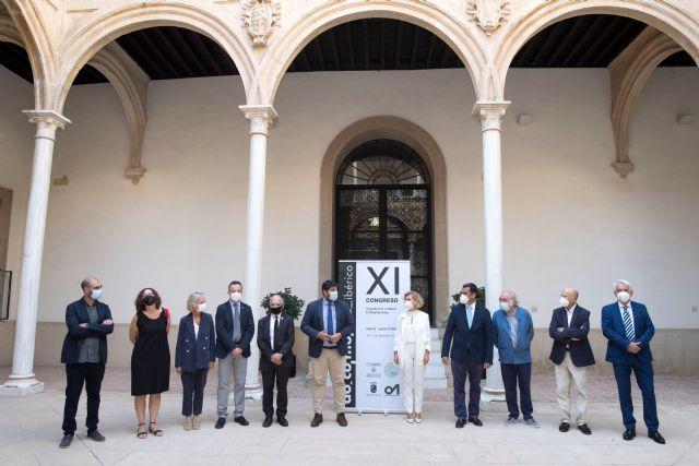 El presidente López Miras recibe al comité organizador del XI Congreso Internacional Docomomo Ibérico - 2, Foto 2