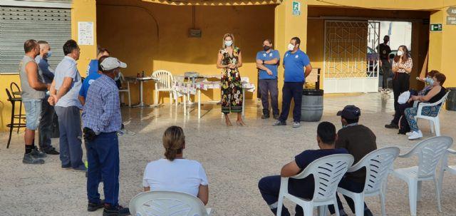 Comenzaron las obras de mejora y conservación del entorno rural y natural de todo el municipio de Archena - 1, Foto 1