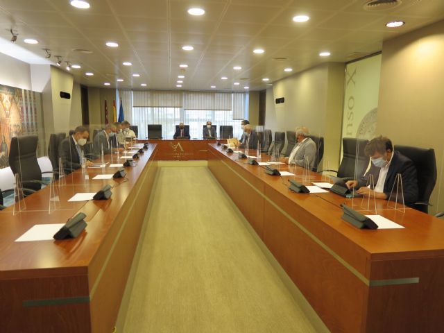 Pleno monográfico sobre la situación del ferrocarril en la Región de Murcia - 1, Foto 1