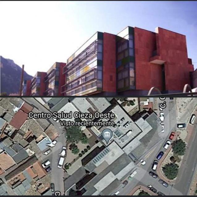 VOX propone acondicionar un aparcamiento en el Centro de Salud Cieza-Oeste - 1, Foto 1