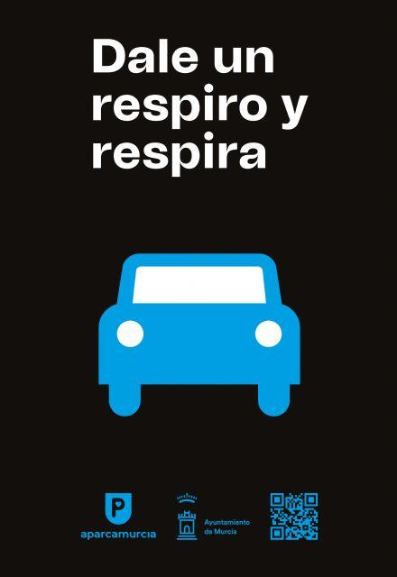 Una campaña busca impulsar el uso de los aparcamientos disuasorios del municipio - 1, Foto 1