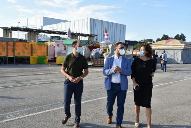 El Dispositivo de Emergencias de la Feria de Lorca, formado por 600 personas, velará por el correcto desarrollo de una celebración completamente adaptada a la situación sanitaria - 1, Foto 1
