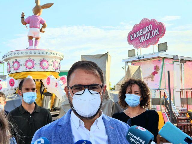 El Dispositivo de Emergencias de la Feria de Lorca, formado por 600 personas, velará por el correcto desarrollo de una celebración completamente adaptada a la situación sanitaria - 2, Foto 2