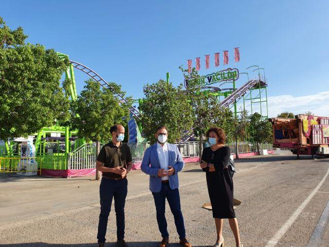 El Dispositivo de Emergencias de la Feria de Lorca, formado por 600 personas, velará por el correcto desarrollo de una celebración completamente adaptada a la situación sanitaria - 3, Foto 3