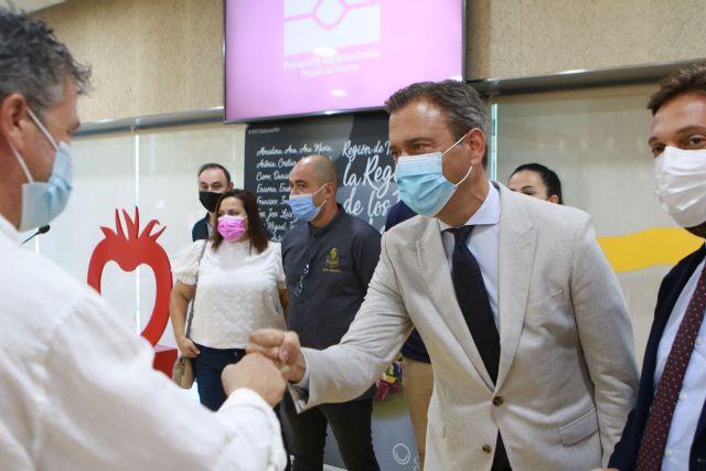 La Comunidad crea el ´Pasaporte Gastronómico de los 1.001 Sabores´ para promocionar la hostelería de la Región, Foto 1