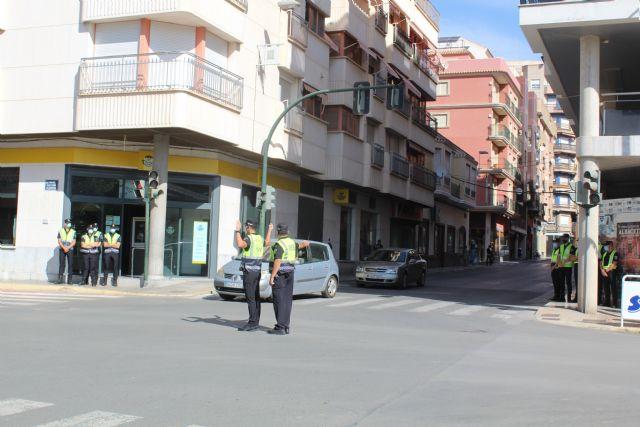 Jumilla ha sido sede de la 41ª Promoción del Curso Selectivo de Aspirantes a Policías Locales - 1, Foto 1
