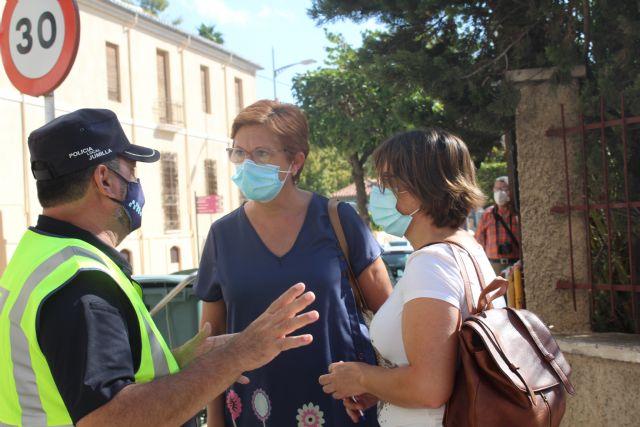 Jumilla ha sido sede de la 41ª Promoción del Curso Selectivo de Aspirantes a Policías Locales - 2, Foto 2