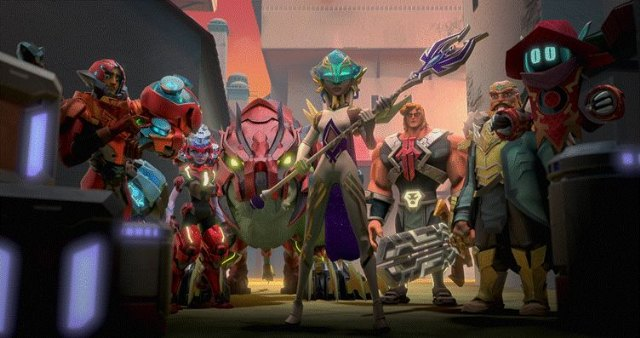 Nueva serie animada He-Man and The Masters of the Universe - 1, Foto 1