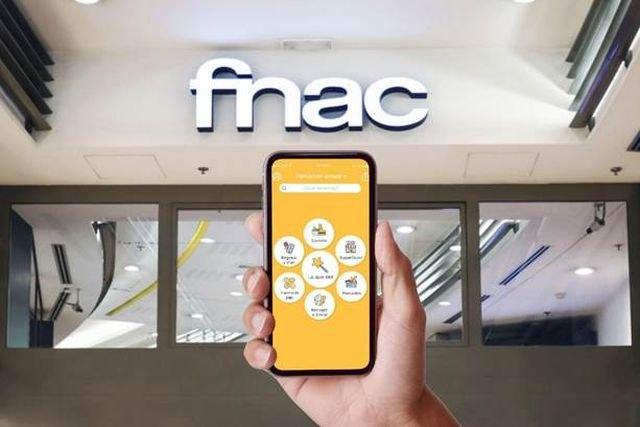 Fnac elige a Glovo para ampliar su canal de venta online - 1, Foto 1