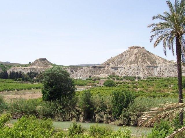 El único granero fortificado andalusí de España entra en la lista roja - 1, Foto 1