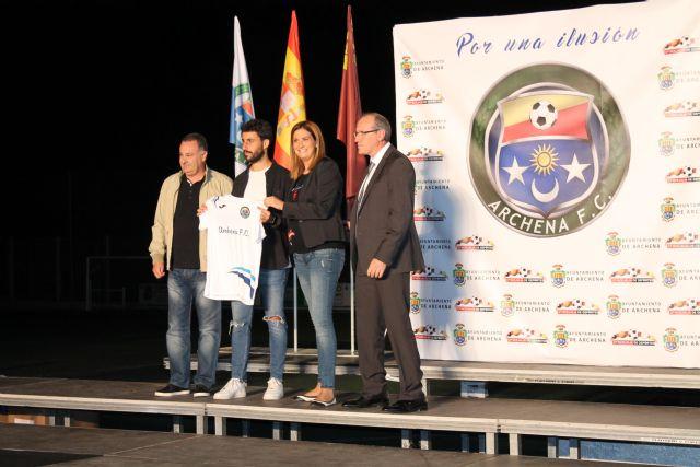 El Unión Archena FC cuenta ya con una veintena de equipos de todas las categorías. Ayer se presentaron en público - 2, Foto 2