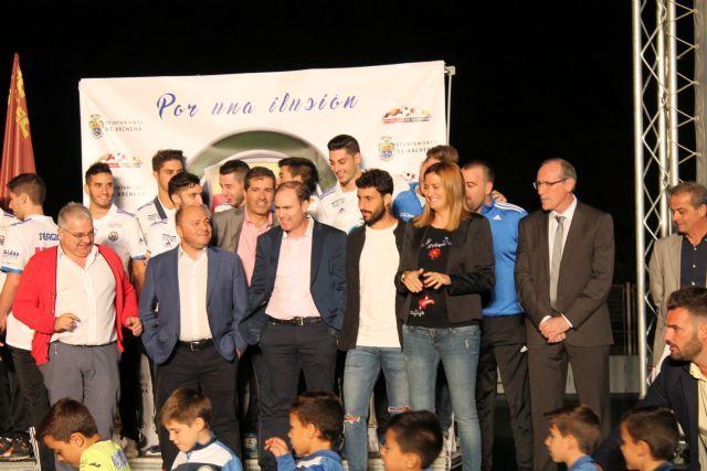 El Unión Archena FC cuenta ya con una veintena de equipos de todas las categorías. Ayer se presentaron en público - 3, Foto 3