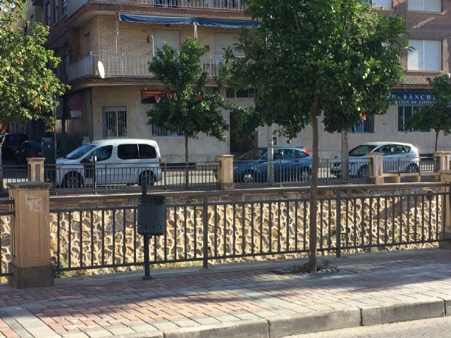 The repair works for the clogged sewer sections on Rambla de La Santa Avenue are finished, Foto 5