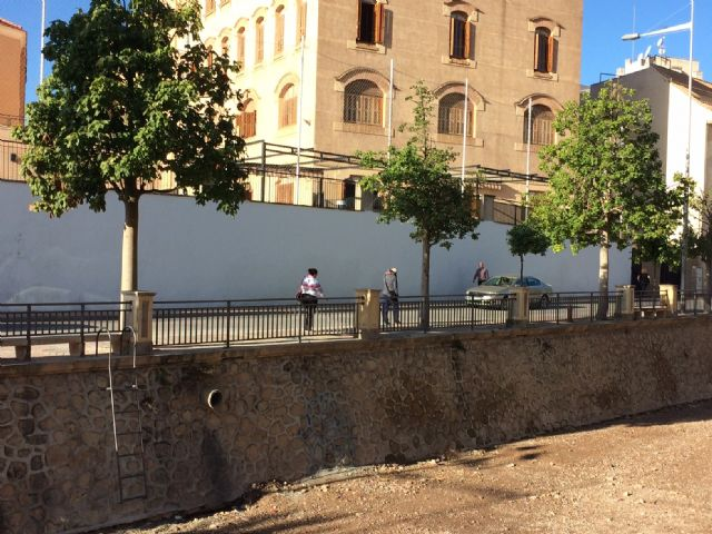 The repair works for the clogged sewer sections on Rambla de La Santa Avenue are finished, Foto 6