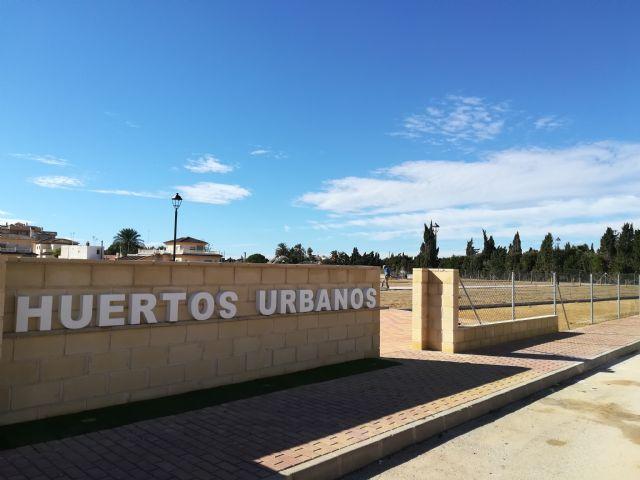 Medio Ambiente abre el plazo para solicitar una de las 25 parcelas de los nuevos Huertos Urbanos - 1, Foto 1