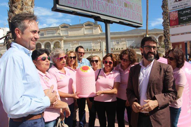 San Pedro del Pinatar se suma a la campaña Recicla Vidrio por Ellas con motivo del Día Mundial del Cáncer de Mama - 2, Foto 2