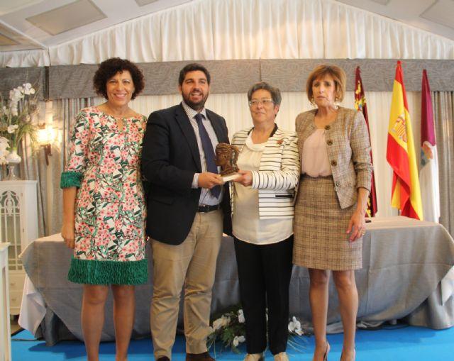 Puerto Lumbreras acoge el encuentro regional de Afammer 'Mujer rural, actora de la economía circular' - 2, Foto 2