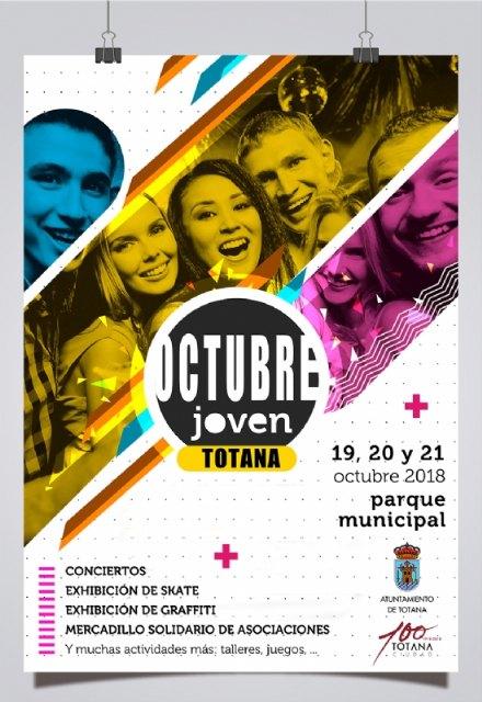 Programa Octubre Joven 2018 - 2, Foto 2