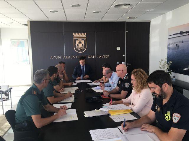 Desciende el número de delitos en San Javier - 2, Foto 2