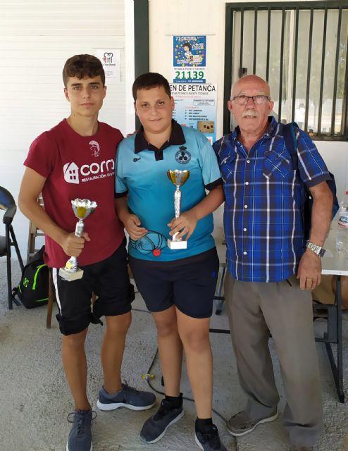 Las jugadoras del club de petanca La Salceda, campeonas y subcampeonas de la Copa Presidente 2019 - 1, Foto 1