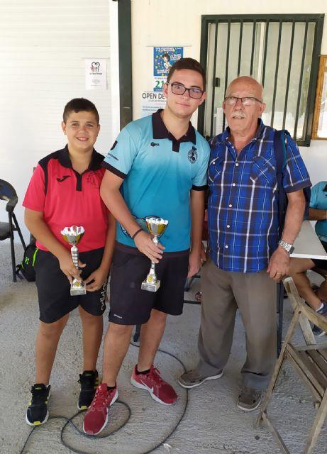 Las jugadoras del club de petanca La Salceda, campeonas y subcampeonas de la Copa Presidente 2019 - 2, Foto 2