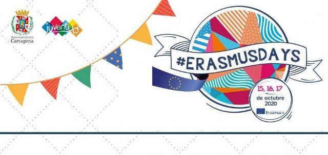La Concejalía de Juventud se suma a la celebración de los #ErasmusDays - 1, Foto 1
