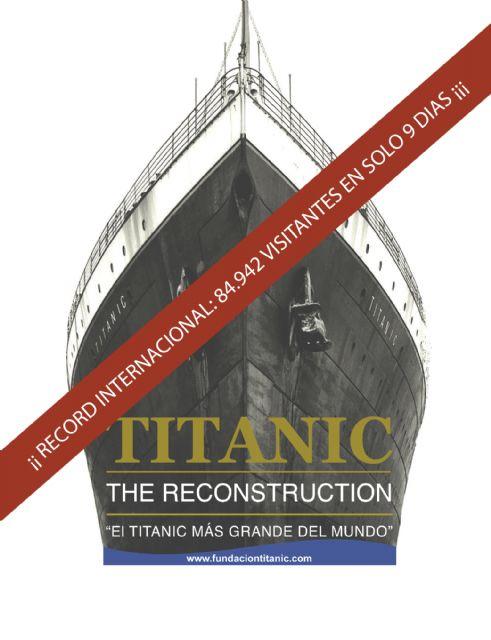 La Navidad llegará a Valladolid a bordo del Titanic - 1, Foto 1