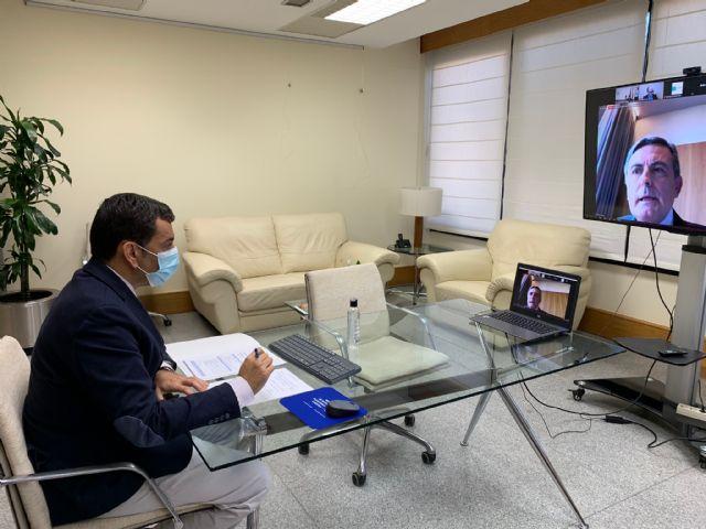 El Gobierno regional critica que el Estado paralice el Corredor Mediterr�neo en Orihuela y genere graves desigualdades entre los territorios, Foto 1