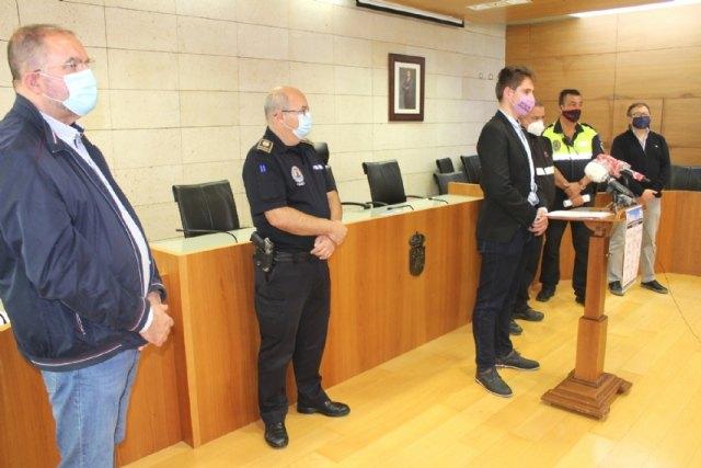 Protocolo de seguridad para el D�a de Todos los Santos, Foto 2